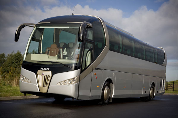 MAN Luxury Bus